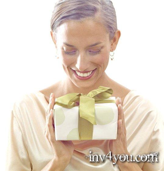 Как правильно выбрать подарок для жены фото