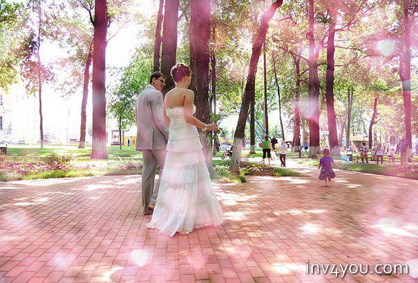 10 лет вместе какая свадьба? Розовая!