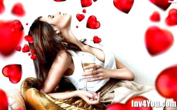 Влюбленность женщины