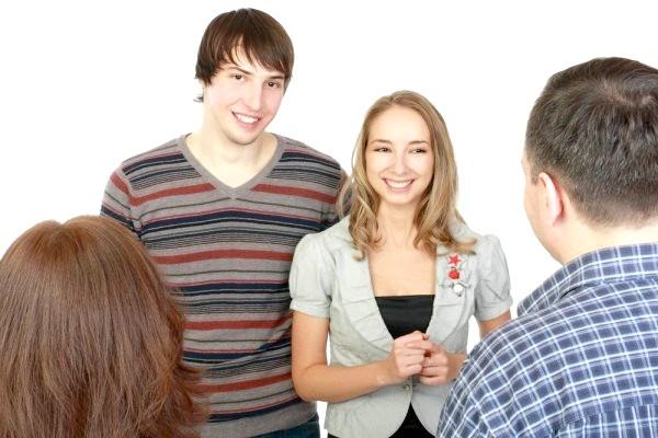 вопросы при знакомстве с родителями