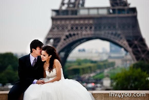 Когда лучше отправиться в свадебное путешествие?