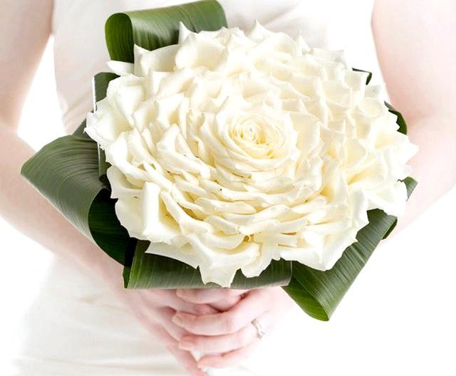 Композиции свадебных букетов