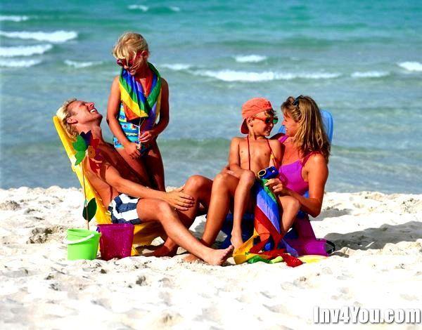 Куда поехать отдыхать семьей летом