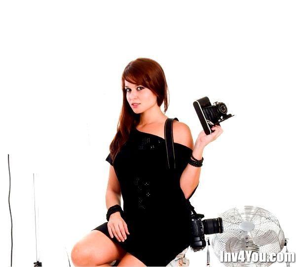 Профессиональная фотосессия в домашних условиях