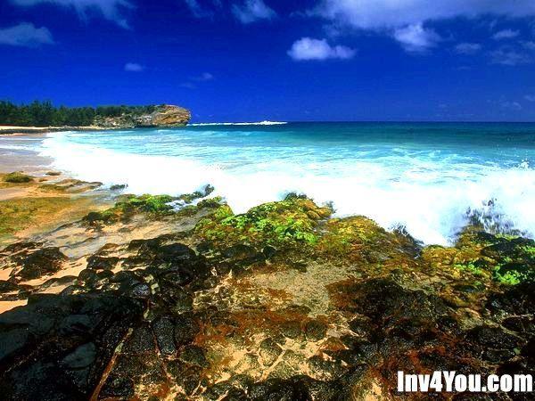 Райский уголок, – на каком пляже?