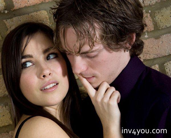 Женская и мужская измена, смс переписка с любовником