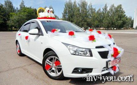 Украшение свадебных машин своими руками