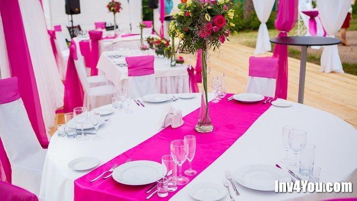 Как арендовать зал для свадьбы