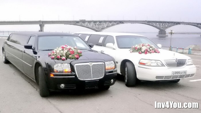 Оформление свадебного кортежа Идеи для свадьбы 20