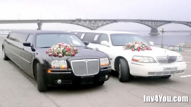 Как оформить свадебный кортеж правильно фото