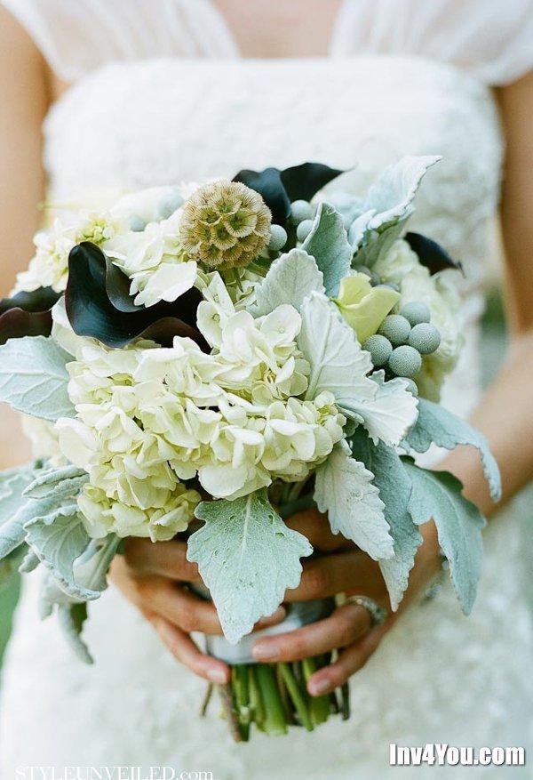 Мятная свадьба или свадьба в мятном цвете - идеи
