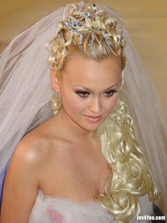 Украшения для волос на свадьбу своими руками