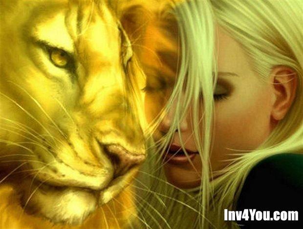 Позы в сексе мужчины льва