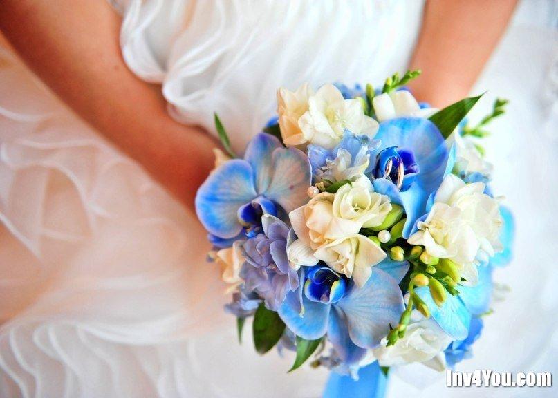 Свадебный букет из орхидей цена